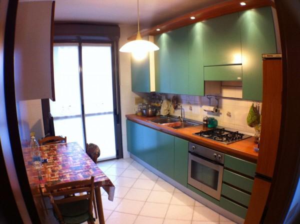 Appartamento in vendita a Cassano d'Adda, Con giardino, 93 mq - Foto 9