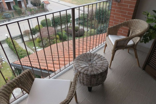 Villetta a schiera in vendita a Caselle Torinese, Con giardino, 220 mq - Foto 11