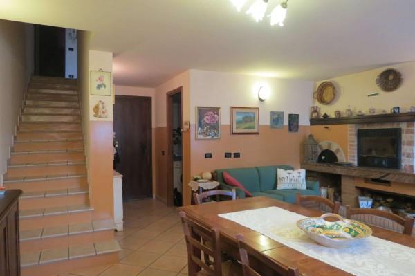 Villetta a schiera in vendita a Caselle Torinese, Con giardino, 220 mq - Foto 21