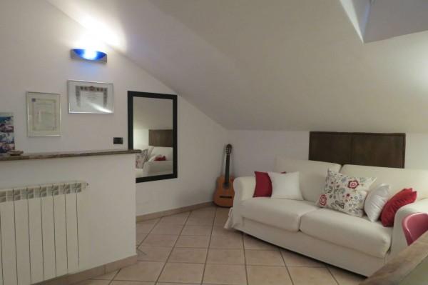 Villetta a schiera in vendita a Caselle Torinese, Con giardino, 220 mq - Foto 10