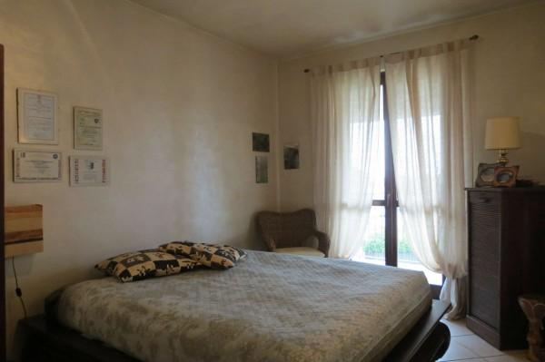 Villetta a schiera in vendita a Caselle Torinese, Con giardino, 220 mq - Foto 14