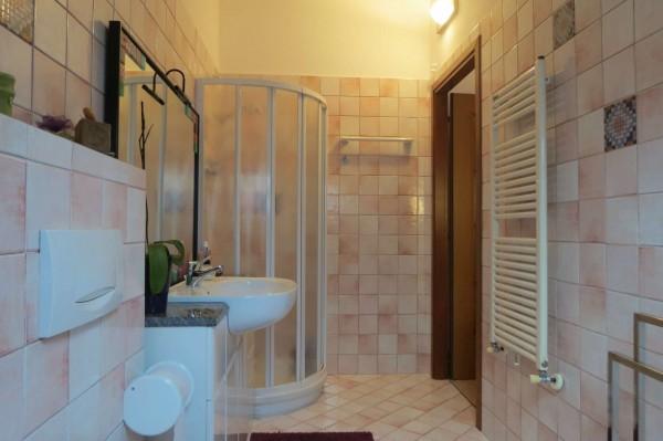 Villetta a schiera in vendita a Caselle Torinese, Con giardino, 220 mq - Foto 7