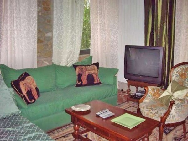 Casa indipendente in affitto a Firenze, Certosa, Arredato, con giardino, 55 mq