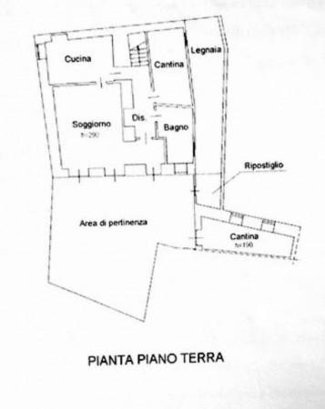Casa indipendente in vendita a Viverone, Centro Paese, Con giardino, 420 mq - Foto 3