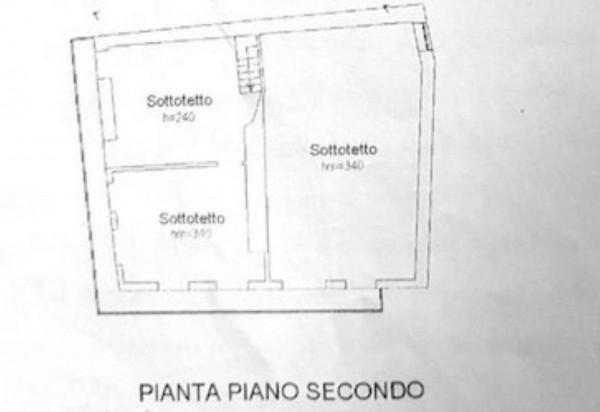 Casa indipendente in vendita a Viverone, Centro Paese, Con giardino, 420 mq - Foto 5