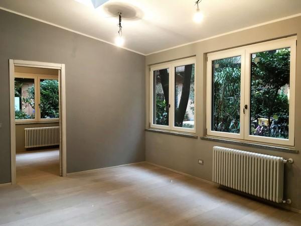 Appartamento in vendita a Milano, Piazza Xxiv Maggio, Con giardino, 100 mq