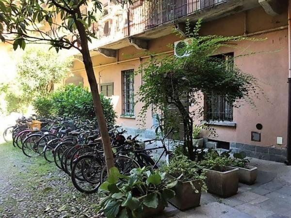 Appartamento in vendita a Milano, Piazza Xxiv Maggio, Con giardino, 100 mq - Foto 8