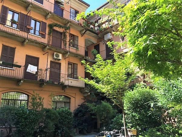 Appartamento in vendita a Milano, Piazza Xxiv Maggio, Con giardino, 100 mq - Foto 4