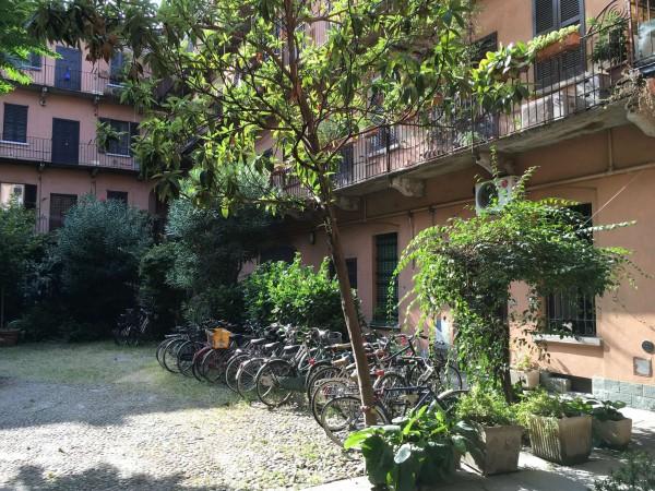 Appartamento in vendita a Milano, Piazza Xxiv Maggio, Con giardino, 100 mq - Foto 6