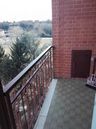 Appartamento in vendita a Collegno, Villaggio Fiorito, 85 mq - Foto 4