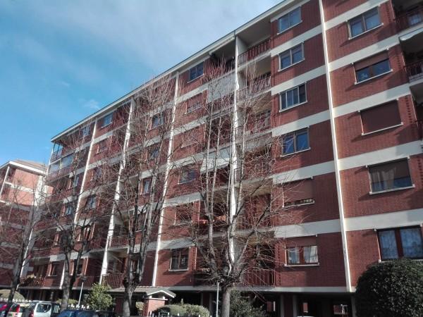 Appartamento in vendita a Collegno, Villaggio Fiorito, 85 mq - Foto 1