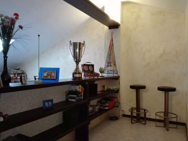 Appartamento in vendita a Collegno, Villaggio Fiorito, 120 mq - Foto 5