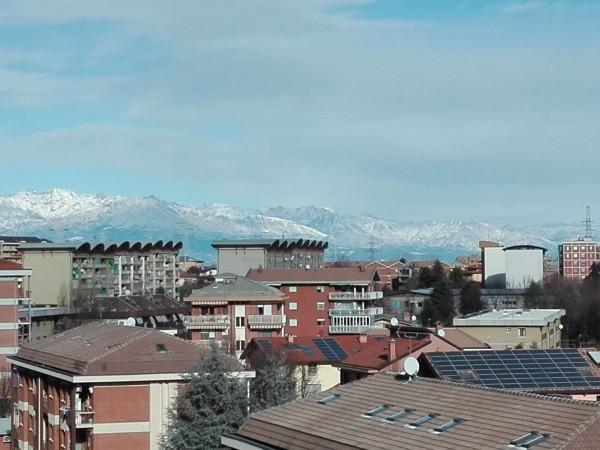 Appartamento in vendita a Collegno, Villaggio Fiorito, 120 mq - Foto 2