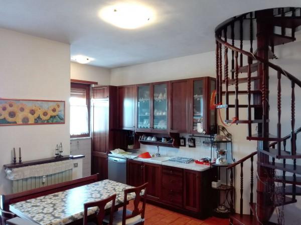 Appartamento in vendita a Collegno, Villaggio Fiorito, 120 mq - Foto 11