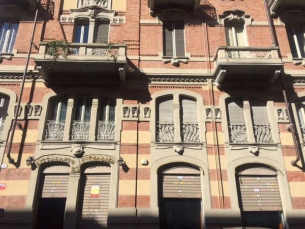 Locale Commerciale  in vendita a Torino, Cit Turin, 180 mq - Foto 3