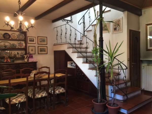 Villa in vendita a Torino, Con giardino, 200 mq - Foto 7