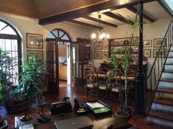 Villa in vendita a Torino, Con giardino, 200 mq - Foto 8