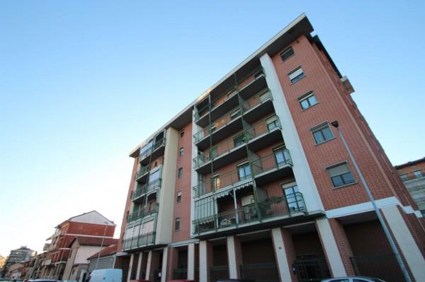 Appartamento in vendita a Torino, Rebaudengo, Con giardino, 75 mq