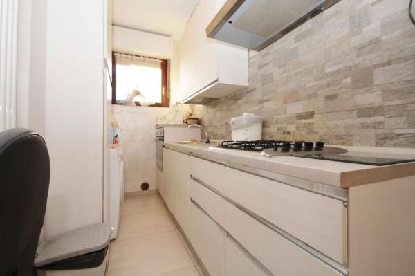 Appartamento in vendita a Torino, Rebaudengo, Con giardino, 75 mq - Foto 12