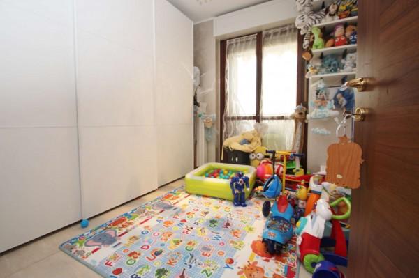 Appartamento in vendita a Torino, Rebaudengo, Con giardino, 75 mq - Foto 6