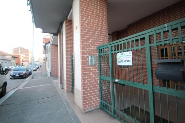 Appartamento in vendita a Torino, Rebaudengo, Con giardino, 75 mq - Foto 17