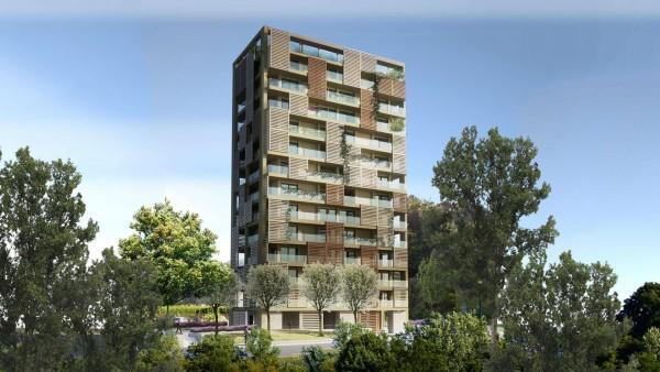Appartamento in vendita a Milano, Con giardino, 122 mq