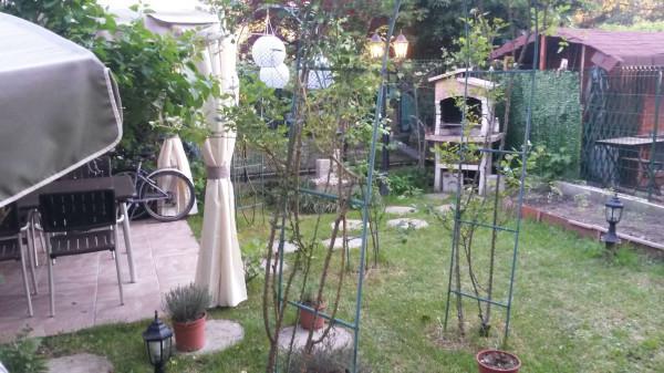 Villetta a schiera in vendita a Cesate, Stazione, Con giardino, 130 mq - Foto 9