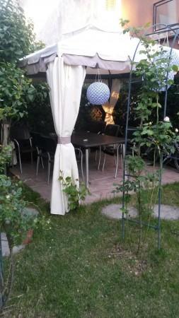 Villetta a schiera in vendita a Cesate, Stazione, Con giardino, 130 mq - Foto 17