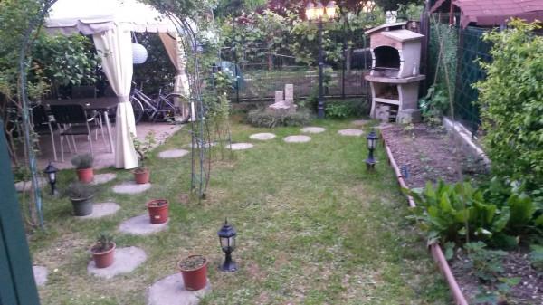 Villetta a schiera in vendita a Cesate, Stazione, Con giardino, 130 mq - Foto 6