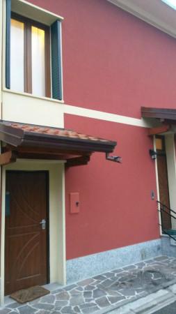 Villetta a schiera in vendita a Cesate, Stazione, Con giardino, 130 mq - Foto 4