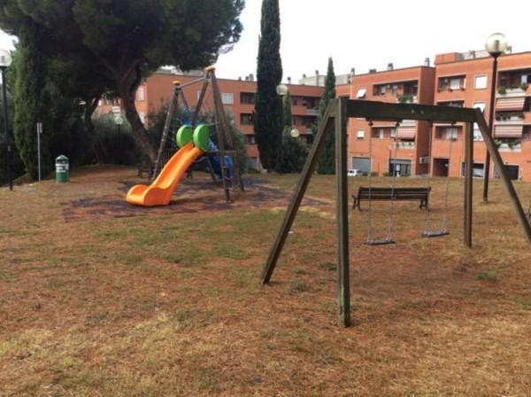 Appartamento in vendita a Roma, Casetta Mattei, Con giardino, 75 mq - Foto 4