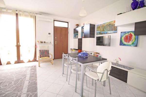Villetta a schiera in vendita a Cassano d'Adda, Con giardino, 125 mq - Foto 18