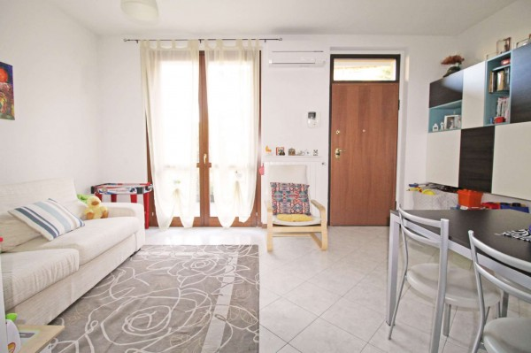 Villetta a schiera in vendita a Cassano d'Adda, Con giardino, 125 mq - Foto 17
