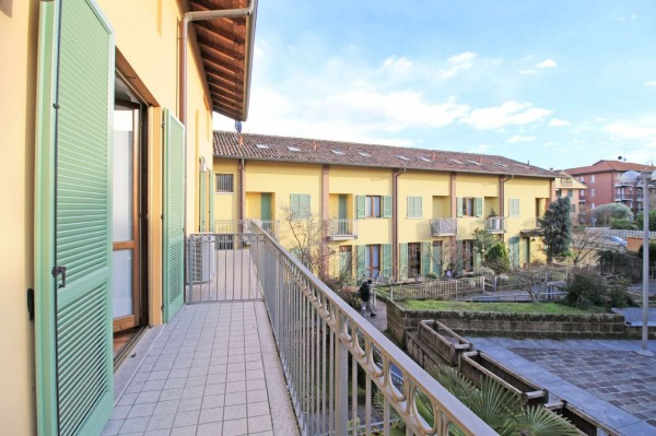 Villetta a schiera in vendita a Cassano d'Adda, Con giardino, 125 mq - Foto 5