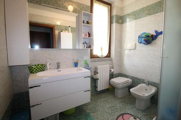 Villetta a schiera in vendita a Cassano d'Adda, Con giardino, 125 mq - Foto 9