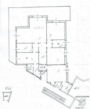 Appartamento in vendita a Roma, La Pisana, Con giardino, 140 mq - Foto 2