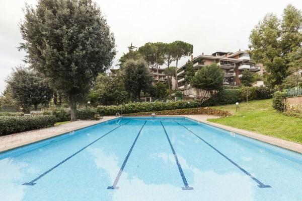 Appartamento in vendita a Roma, La Pisana, Con giardino, 140 mq - Foto 4