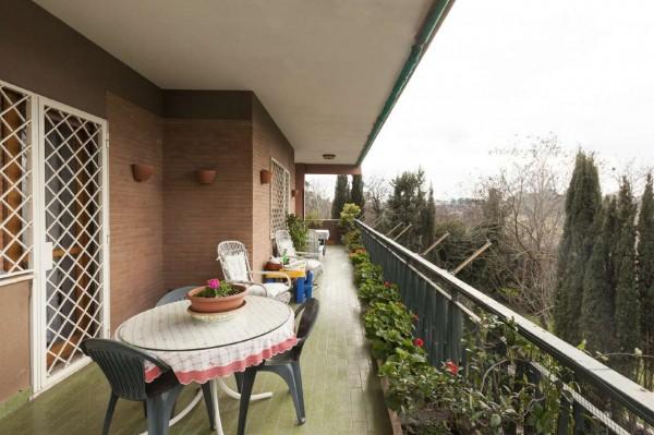 Appartamento in vendita a Roma, La Pisana, Con giardino, 140 mq - Foto 14