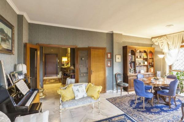 Appartamento in vendita a Roma, La Pisana, Con giardino, 140 mq - Foto 18