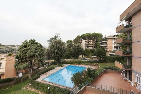 Appartamento in vendita a Roma, La Pisana, Con giardino, 140 mq - Foto 7