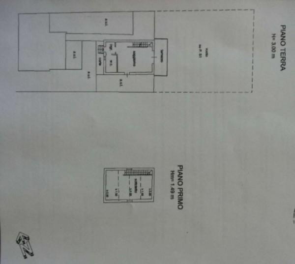 Casa indipendente in vendita a Forlì, Ronco, Arredato, con giardino, 100 mq - Foto 2