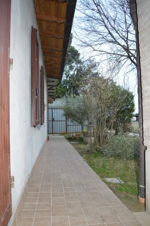 Casa indipendente in vendita a Forlì, Villagrappa, Con giardino, 156 mq - Foto 11