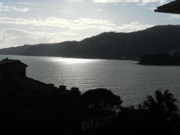 Appartamento in vendita a Rapallo, Hotel Bristol, Con giardino, 77 mq