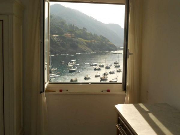 Appartamento in vendita a Sestri Levante, Baia Del Silenzio, 150 mq - Foto 12