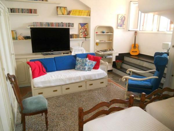 Appartamento in vendita a Sestri Levante, Baia Del Silenzio, 150 mq - Foto 4