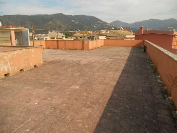 Appartamento in vendita a Sestri Levante, Baia Del Silenzio, 150 mq - Foto 17