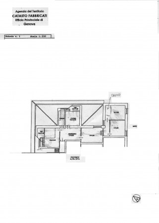 Appartamento in vendita a Sestri Levante, Baia Del Silenzio, 150 mq - Foto 3
