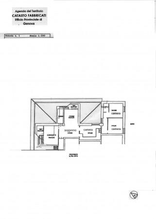 Appartamento in vendita a Sestri Levante, Baia Del Silenzio, 150 mq - Foto 2