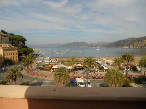 Appartamento in vendita a Sestri Levante, Baia Del Silenzio, 150 mq - Foto 18