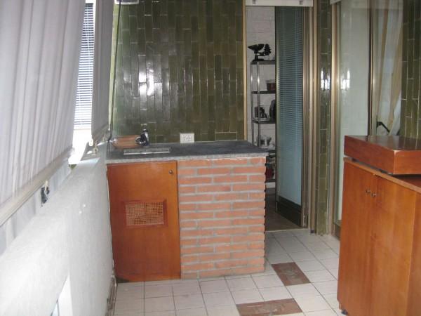 Appartamento in vendita a Cagliari, Con giardino, 178 mq - Foto 5